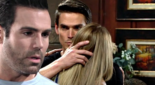 The Young and the Restless Spoilers: Adam Replaces Rey for Sharon's New Year's Eve Wedding – 'Shadam' Midnight Kiss?