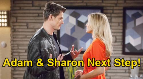 The Young and the Restless Spoilers: Adam & Sharon's Bedroom Betrayal – Crushes Hope of Repairing Rey & Chelsea Damage?
