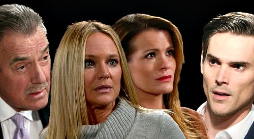 The Young and the Restless Spoilers: Adam's Reckless Pursuits – Divorce, Wedding Destruction and Goodbye to Victor?