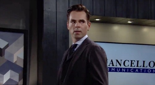 The Young and the Restless Spoilers: Billy's Impulsive Decision Ruins Chancellor Communications - Jill Forced to Fire Son?