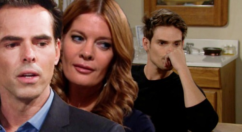 The Young and the Restless Spoilers: Billy & Phyllis Team Up to Sink Adam – Vegas & Kansas Murders Unleashed, Revenge Is Sweet?