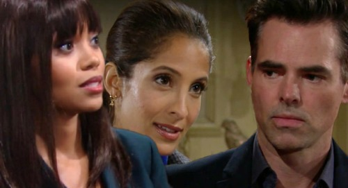 The Young and the Restless Spoilers: Billy Torn Between Amanda & Lily – Why Sizzling Love Triangle Makes Sense After Devon Drama