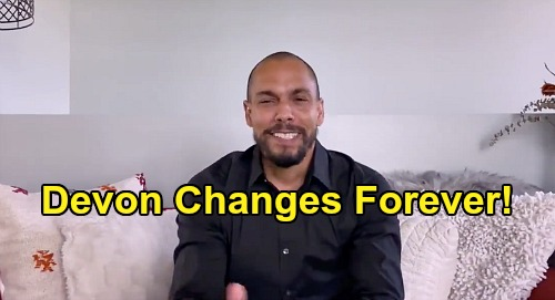 The Young and the Restless Spoilers: Bryton James Second Daytime Emmy Special Meaning - Devon's Life Changes Forever