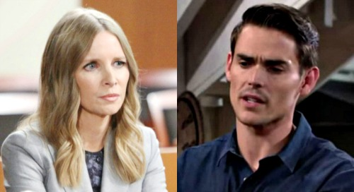 The Young and the Restless Spoilers: Christine Helps Adam Newman Beat Murder Charges?