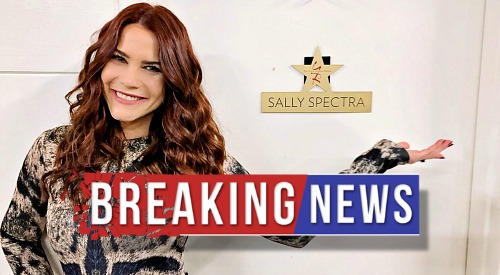 The Young and the Restless Spoilers: Courtney Hope Confirmed as Sally Spectra – First Airdate for B&B Crossover Character Revealed