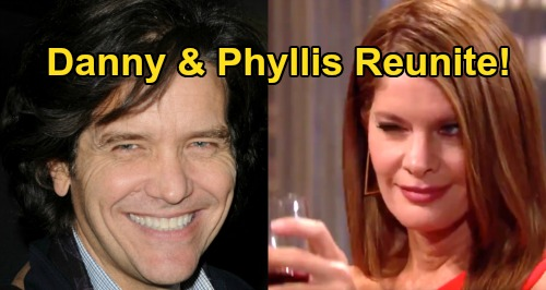 The Young and the Restless Spoilers: Danny Romalotti Gets Back Together With Phyllis – Real Romance Begins?