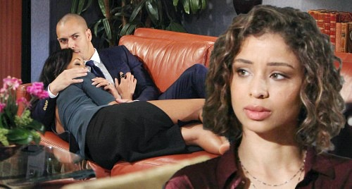 The Young and the Restless Spoilers: Devon & Amanda Sleep Together - Elena's Steamy Dream Has Hilary's Replacement in Bedroom