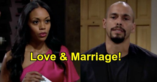 The Young and the Restless Spoilers: Devon Stunned By Hilary Twin News – Amanda Falls In Love, Gets Married?