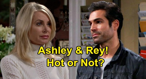 The Young and the Restless Spoilers: Eileen Davidson & Jordi Vilasuso Celebrate Birthdays – Ashley & Rey Hot Y&R Summer Couple?