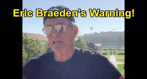 The Young and the Restless Spoilers: Eric Braeden Warns Jack, Adam and Billy Boy – Get Ready for Great Victor Newman's Comeback