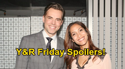 The Young and the Restless Spoilers: Friday, October 30 – Nate's Fate as a Surgeon – Devon Rejects Elena's Plea – Billy & Lily Electricity