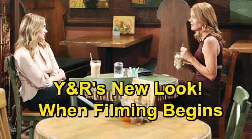 The Young and the Restless Spoilers: Genoa City Looks Different Due To Safety Protocols - Y&R New Episode Changes