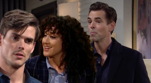 The Young and the Restless Spoilers: Is Alyssa Montalvo Setting Billy Up - Wants Revenge On Adam AND Former Publisher?