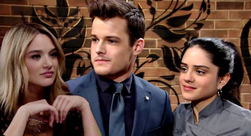 The Young and the Restless Spoilers: Is Hunter King Headed For Y&R Exit – Kyle Back with Lola For Summer's Temporary Departure?