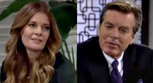 The Young and the Restless Spoilers: Jack & Phyllis Reunion - Dina Journey Leads Back to Former Flame – Passion Reignites?