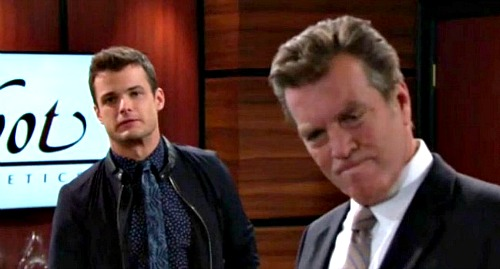 The Young and the Restless Spoilers: Kyle Pushes Jack Out Of Jabot – Summer Inspires Coup?