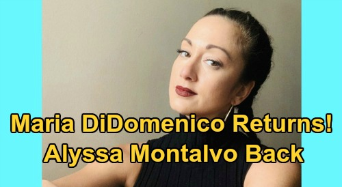 The Young and the Restless Spoilers: Maria DiDomenico Returns as Alyssa Montalvo – How AJ's Daughter Fits in Adam's Memory Mission