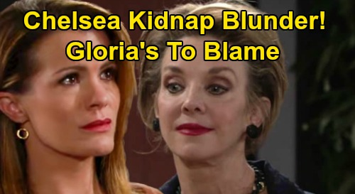 The Young and the Restless Spoilers: Masked Man Confuses Chelsea for Chloe, Mistaken Identity Kidnap – Gloria Trouble Strikes?