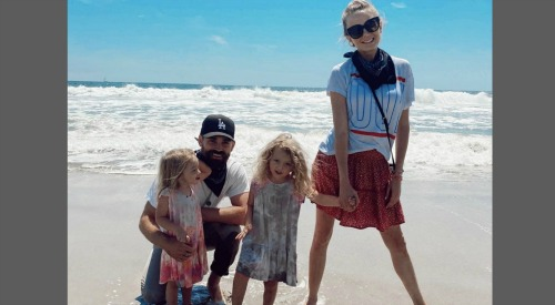 The Young and the Restless Spoilers: Melissa Ordway Backyard & Beach Photos Delightful – Y&R's Abby Newman's Real COVID-19 Life