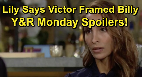 The Young and the Restless Spoilers: Monday, December 7 – Chelsea's Hospital Tests - Lily Accuses Victor – Secret Billy Escape Plot