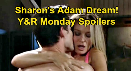 The Young and the Restless Spoilers: Monday, September 14 – Steamy Adam Dream Rocks Sharon's World – Victor Threatens Kyle