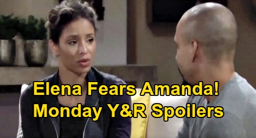 The Young and the Restless Spoilers: Monday, September 21 – Elena Fears Total 'Elevon' Destruction – Kyle's New Bling for Summer