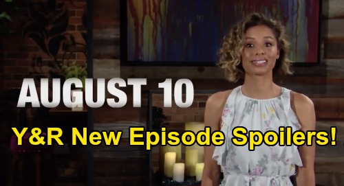 The Young and the Restless Spoilers: NEW Episodes Week of August 10 - Sharon's Surgery - Shocking Breakup - Adam Crisis