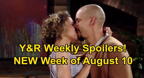 The Young and the Restless Spoilers: NEW for Week of August 10 – Chelsea & Victor Team Up – Nikki's Plan Backfires – Kevin's Baby Prep