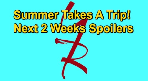 The Young and the Restless Spoilers Next 2 Weeks: Adam's Heartbreaking Visit - Phyllis Dooms Victoria - Summer Takes a Trip