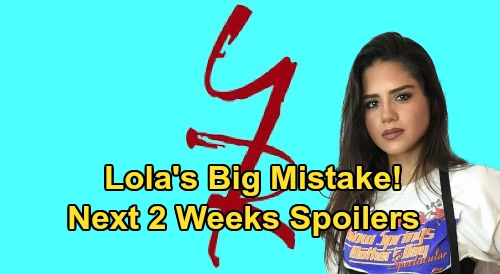 The Young and the Restless Spoilers Next 2 Weeks: Hilary Twin Shocker Hits Devon Hard – Lola's Big Mistake - Chelsea's Meltdown