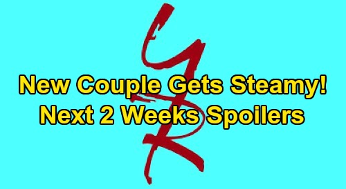 The Young and the Restless Spoilers Next 2 Weeks: New Couple Gets Steamy – Sharon's Next Surgery - Startling Dina Discovery