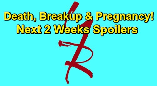 The Young and the Restless Spoilers Next 2 Weeks: Summer Avoids Kyle - Nate's Life Blows Up - Gloria's Surprise - Dina Farewell