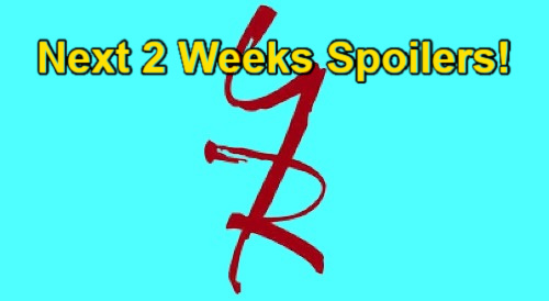 The Young and the Restless Spoilers Next 2 Weeks: Amanda Actress Swap – Sally Goes Drastic on Jack – Connor Used as Bait