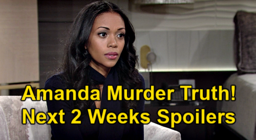The Young and the Restless Spoilers Next 2 Weeks: Amanda Buried Murder Truth – Ashland Ruins Kyle's Life – Victor Onto Chelsea