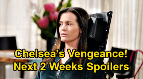 The Young and the Restless Spoilers Next 2 Weeks: Jack Goes Big & Bold With Sally - Chelsea Dreams of Vengeance - Adam's New Job