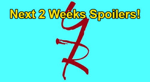 The Young and the Restless Spoilers Next 2 Weeks: Jack Jealous of Adam & Sally Date - Billy Discovers Ashland Dirt
