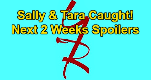 The Young and the Restless Spoilers Next 2 Weeks: Sally & Tara Caught - Ashland's Treatment – Amanda & Devon's Big Step