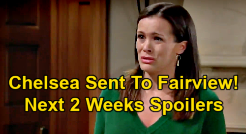 The Young and the Restless Spoilers Next 2 Weeks: Sharon's Marriage Choice – Chelsea Lands in Fairview – Kevin Defends Chloe