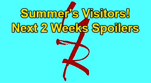 The Young and the Restless Spoilers Next 2 Weeks: Summer's Italy Visitors – Phyllis Traps Sally – Chelsea Faces Adam's Ultimatum