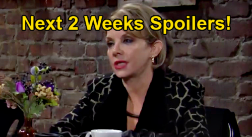 The Young and the Restless Spoilers Next 2 Weeks: Victor's Power Play – Traci's Confession – Chelsea's Motivation Backfires