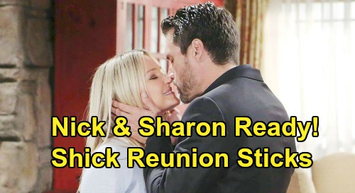The Young and the Restless Spoilers: Nick & Sharon Ready for 'Shick' Reunion That Sticks – Exes Have Grown and Changed