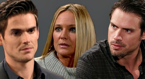 The Young and the Restless Spoilers: Nick Warns Adam to Stay Away from Sharon – Brothers Battle as Ex Tries To Beat Cancer?