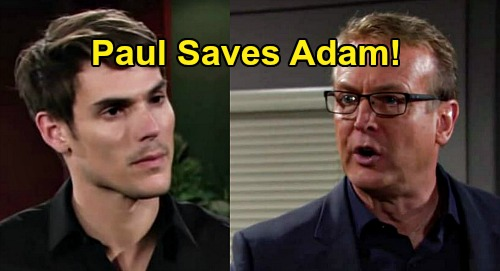 The Young and the Restless Spoilers: Paul Williams Needed In Genoa City – Chief of Police Can Save Adam Newman