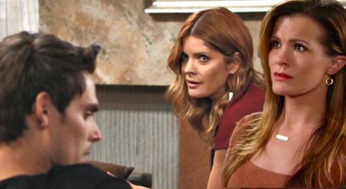 The Young and the Restless Spoilers: Phyllis Destroys Adam & Chelsea's Family – 'Chadam' Romance at Risk?
