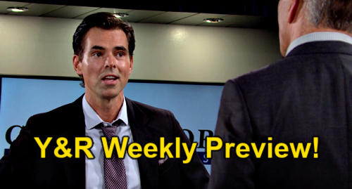The Young and the Restless Spoilers Preview Week of September 13: Billy Threatened - Ashland's Watered-Down Confession