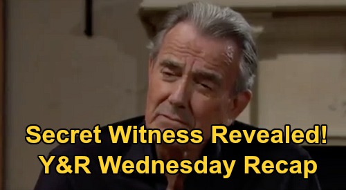 The Young and the Restless Spoilers Recap: Wednesday, August 12 - AJ Murder Witness Revealed - Phyllis Shuts Down Abby's Hotel