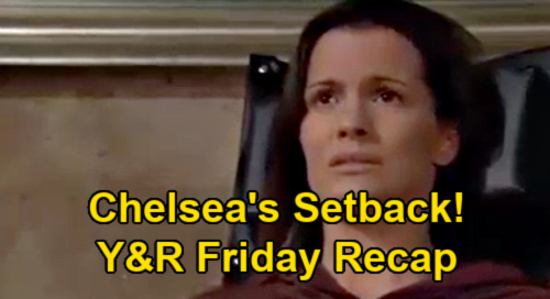 The Young and the Restless Spoilers Recap: Friday, January 22 - Summer Gets The Scoop On Sally - Chelsea's Setback