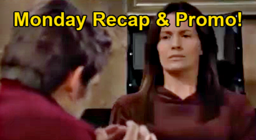The Young and the Restless Spoilers Recap: Monday, January 25 - Chelsea Agrees To Sharon As Therapist - Victoria Jealous & Alone