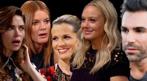 The Young and the Restless Spoilers: Rey's Next Love Interest – 4 Romantic Possibilities After Sharon Split On New Y&R Episodes