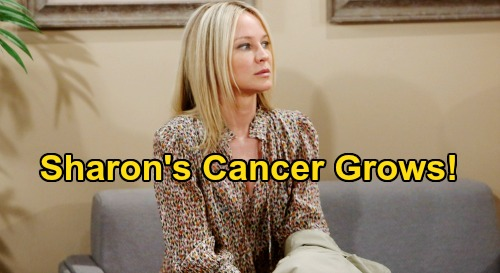 The Young and the Restless Spoilers: Sharon's Cancer Comes Roaring Back – Terrifying Pathology Results, Will She Die?